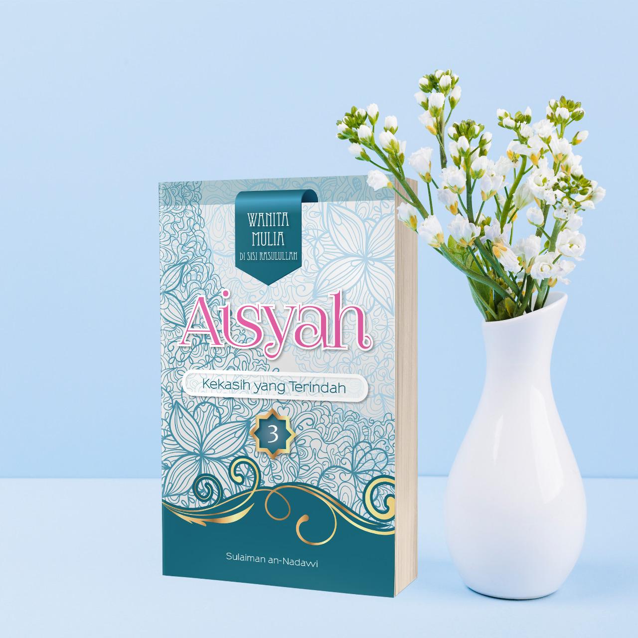 Aisyah, dari Lagu lanjut ke Buku