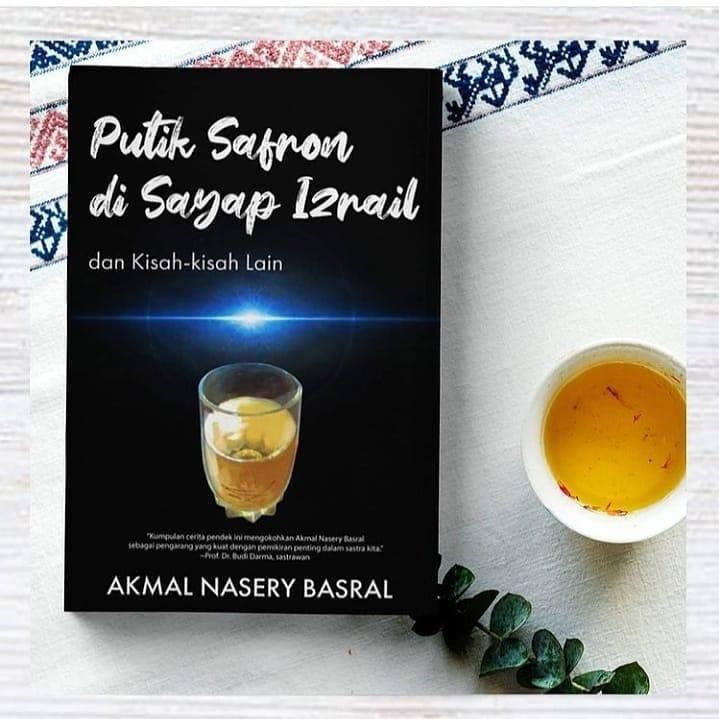 Resensi Buku Putik Safron di Sayap Izrail